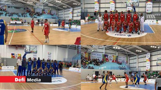 JIOI – Basketball : Madagascar vient à bout des Seychelles