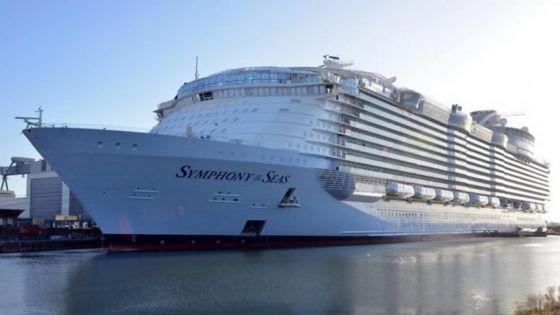 Royal Caribbean : 155 membres d'équipage rentrent au pays ce mardi