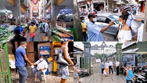Levée du couvre-feu sanitaire : le Marché Central se réinvente