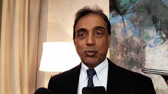 Comité parlementaire de l'Icac : Navin Beekharry n'a pas fourni les documents relatifs à la rénovation de son bureau