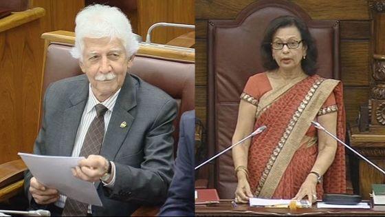 Parlement : Paul Bérenger invité à retirer ses mots lancés la veille  à Ravi Rutnah et Etienne Sinatambou