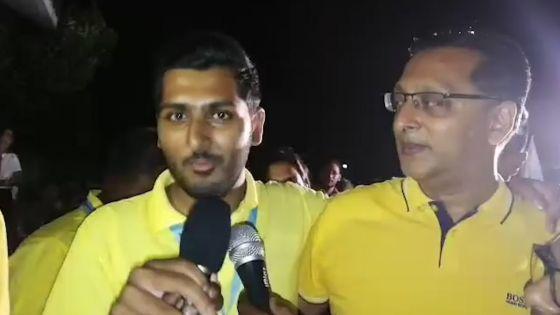 Elections villageoises : le fils de Roshi Bhadain élu en tête de liste à Albion
