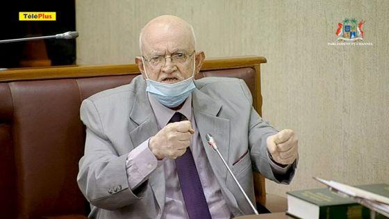Finance Bill : «La GRA a lamentablement failli dans sa tâche», dit Rajesh Bhagwan