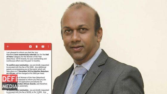 Fausses réclamations au HRDC : le directeur de Train to Gain, le Dr Harrish Bheemul, arrêté ce jeudi