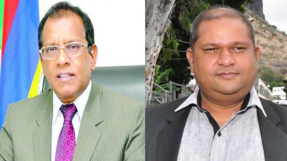 Réunion nocturne du MSM : clash entre le ministre Sunil Bholah et le député Kalyan Tarolah ?