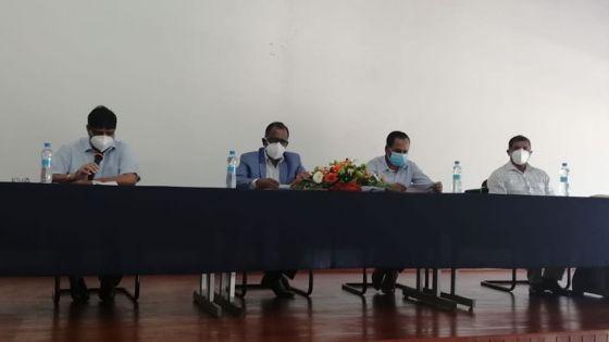 Sunil Bholah demande aux coopératives de se réinventer pour relancer l'économie