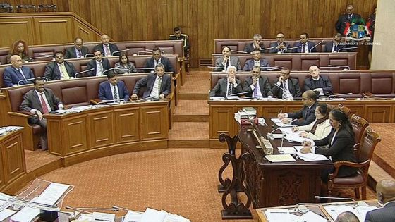 Financement des partis politiques : le projet de loi pas adopté à ce stade