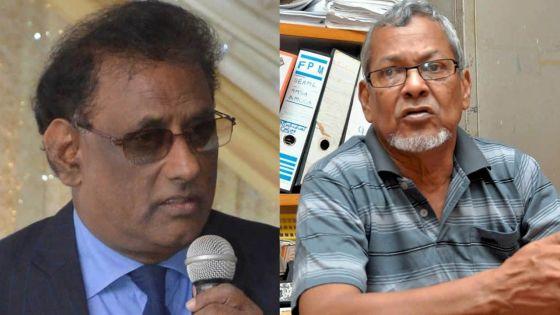 «Licenciements abusifs» allégués à l'évêché : rencontre entre Barlen Vyapooree et Jack Bizlall prévue jeudi