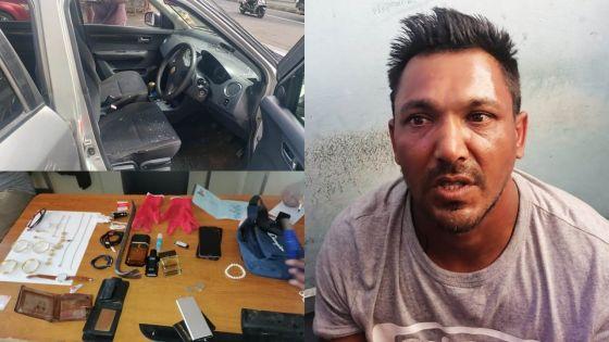 Résidence La Chaux, Mahébourg : deux policiers blessés alors qu'ils interceptaient un suspect à bord d'une voiture volée