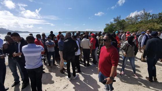Blue-Bay : MT met en place des moyens de communication additionnels pour aider les sauveteurs