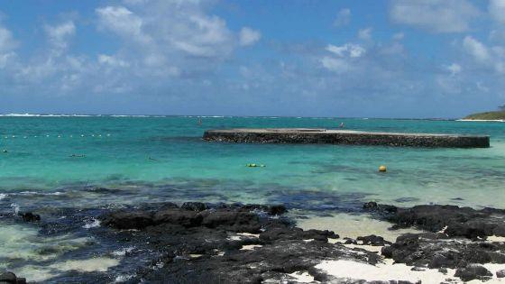 La plage de Blue-Bay et l'île-aux-Aigrettes rouvertes au public