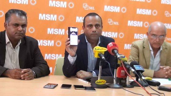 Bobby Hurreeram : «Sushma Swaraj n'a pas omis d'introduire Pravind Jugnauth»