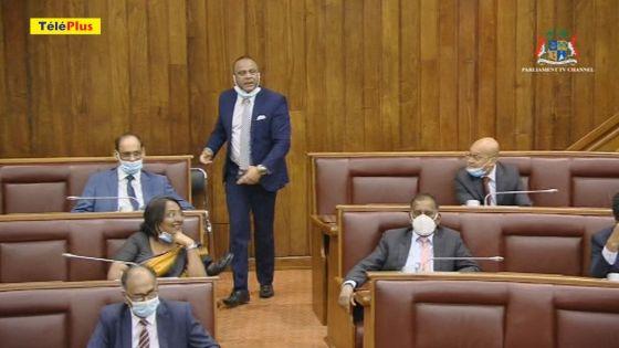 Parlement : Bobby Hurreeram à Shakeel Mohamed : «Anou al CID»