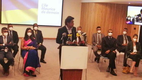 Nando Bodha lance son parti politique, suivez sa conférence de presse