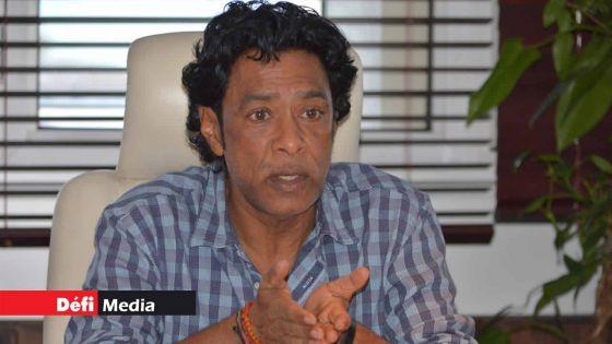 Nando Bodha, l'invité de l'émission «Au Cœur de l'Info» cet après-midi