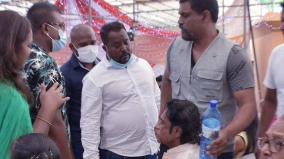 Après les incidents dimanche à Grand-Bassin, Bodha annonce qu'il portera plainte à la police