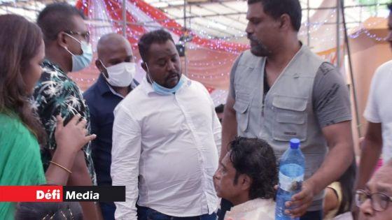 Incident à Grand-Bassin : Bodha portera plainte à la police ce mardi