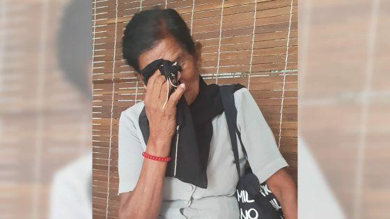Nani Mareeaye, 78 ans, battue par son petit-fils : «Il m'a arraché les cheveux et j'ai cru que j'allais mourir»