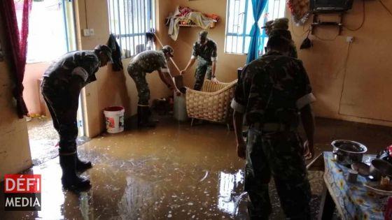 Inondations : Rs 8 millions versées pour l'indemnisation de plus de 500 familles