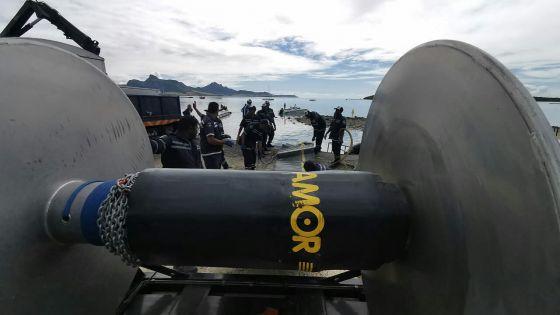 Fuite d'huile : des zones où les opérations seront menées seront délimitées et contrôlées