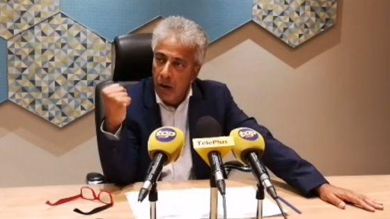 Suivez en direct la conférence de presse du leader de l'Opposition
