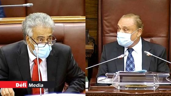 Parlement : la motion de blâme contre le Speaker rejetée