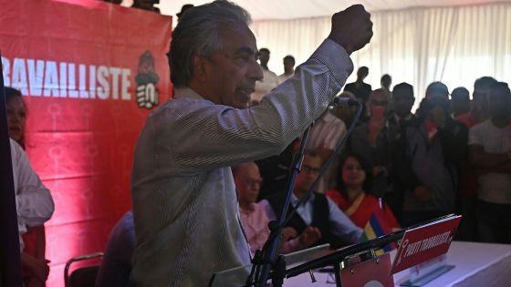 Boolell : «Dans le respect des vertus de tolérance et d'humilité, ne blessez pas le leader du Parti travailliste»