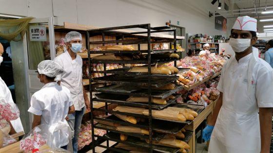 Couvre-feu sanitaire : Les boulangeries veulent aussi vendre au public