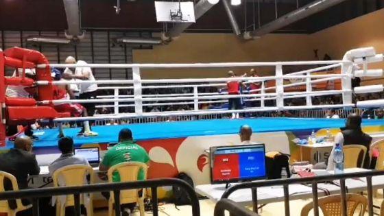 JIOI : Suivez les compétitions de boxe