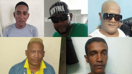Après 5 braquages : le gang de voleurs à moto mis hors circuit