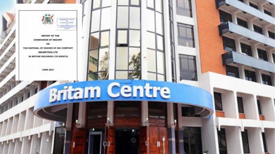 Britam - Les actions vendues au moins offrant : Un manque à gagner de Rs 2 Md pour les caisses de l'État