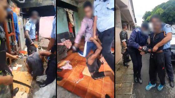 Brutalités policières alléguées : un policier arrêté