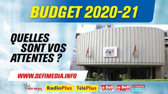 Budget 2020-21 : faites vos propositions !