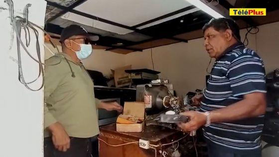 Vishnu Busgeet donne une nouvelle vie aux appareils électroniques