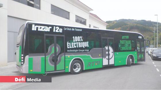 Conseil des ministres : proposition d'introduire des autobus électriques