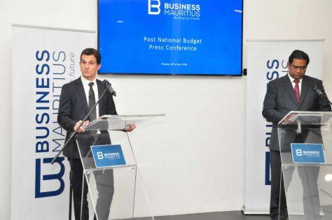 Business Mauritius : «Un Budget encourageant dans l'ensemble»