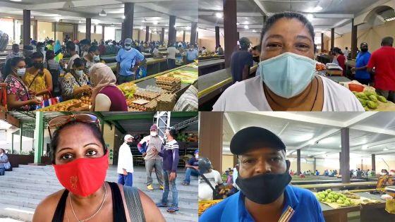 Marché de Saint-Pierre : des légumes se font rares, mais le plaisir de faire ses courses est intact