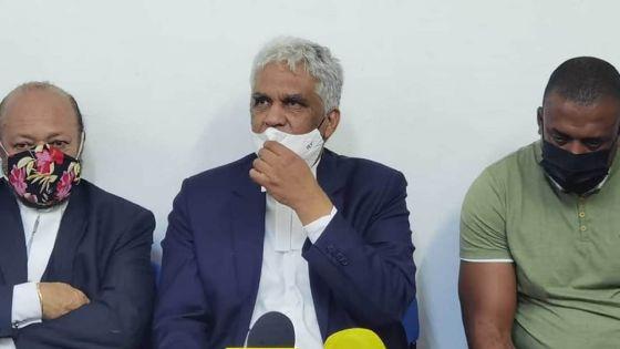 Rama Valayden : «La police a reculé»