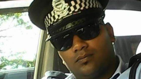 Alma : le constable Vishnooduth Mutty, 32 ans, meurt dans un accident de la route