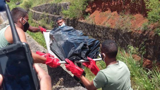 Rivière-du-Rempart : le corps d'un homme découvert