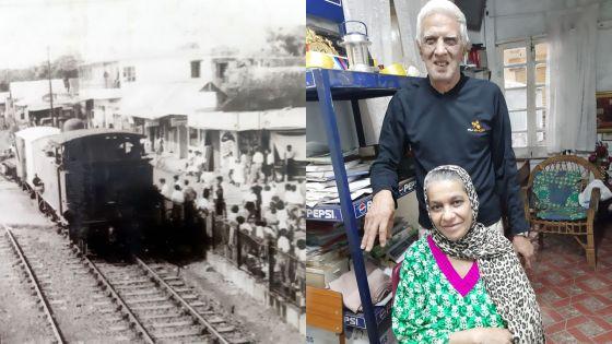 Cader Jhummun, la mémoire vivante des rails