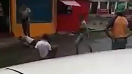 Agression au «cutter» à Montagne-Blanche : deux des trois adolescents entendus par la police