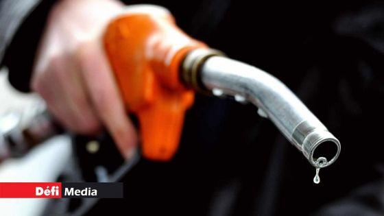 Taxe sur l'essence : Rs 527,8 millions récoltées depuis novembre 2020