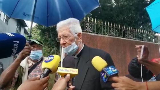 Le cardinal Piat à propos de SAJ : « C'était un homme attachant »