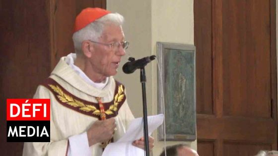 Messe chrismale : le Cardinal Piat invite la jeunesse mauricienne à aider les prêtres