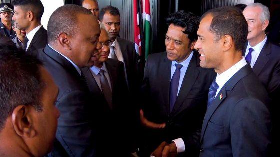 Mauritius-Kenya Business Forum : Charles Cartier plaide pour une amélioration du commerce entre les deux pays