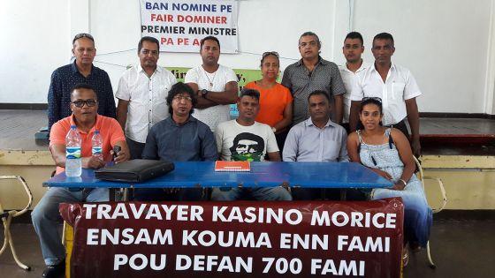 Harcèlements et actes d'autoritarisme allégués : la Casino Employees Union fait peser la menace d'une grève de la faim