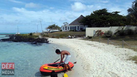 Wakashio : levée de l'interdiction des activités nautiques de Pointe du Diable à Pointe-d'Esny