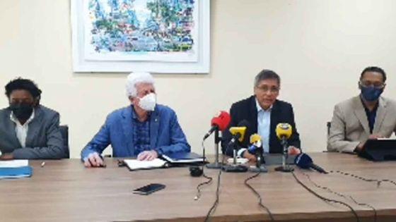 Plateforme de l'Espoir : suivez la conférence de presse