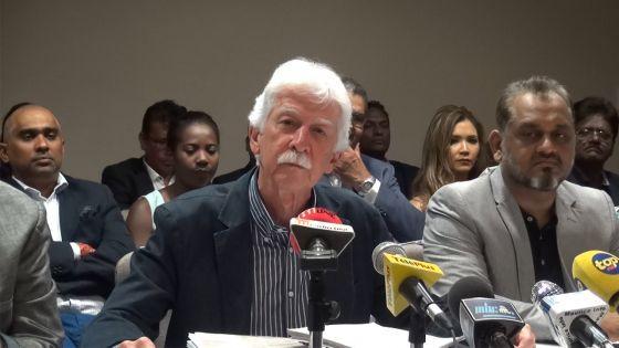 Paul Bérenger : «Pravind Jugnauth dérape et fait honte»